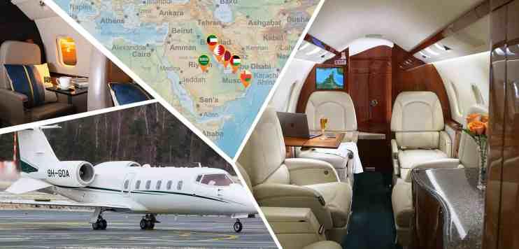 private charter GCC