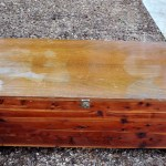 Before and After: Cedar Chest