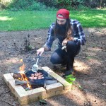 Love Weekends: Campfire Breakfasts