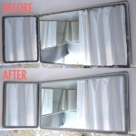Easy DIY: Washi Tape Mirror