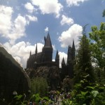 Road Trip Day 7, 8 & 9 : Wizarding World of Harry Potter & Camping