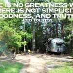 Tuesday Thoughts: No Greatness