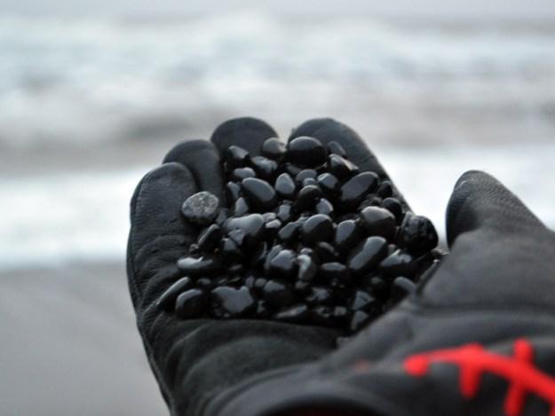 Pebbles, Iceland