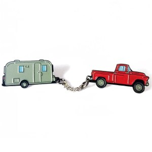 Truck and Camper Pin!