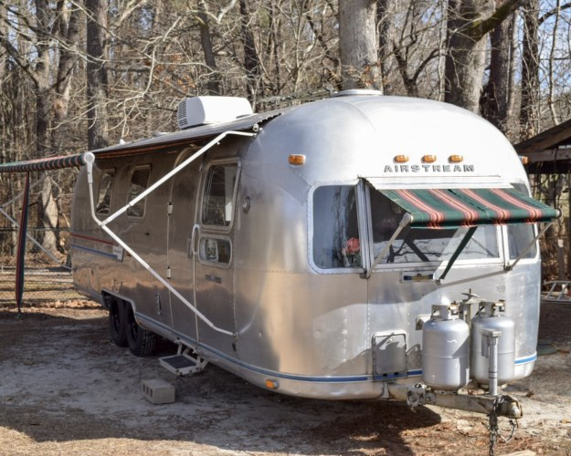 1978 Airstream Sovereign For Sale in NC