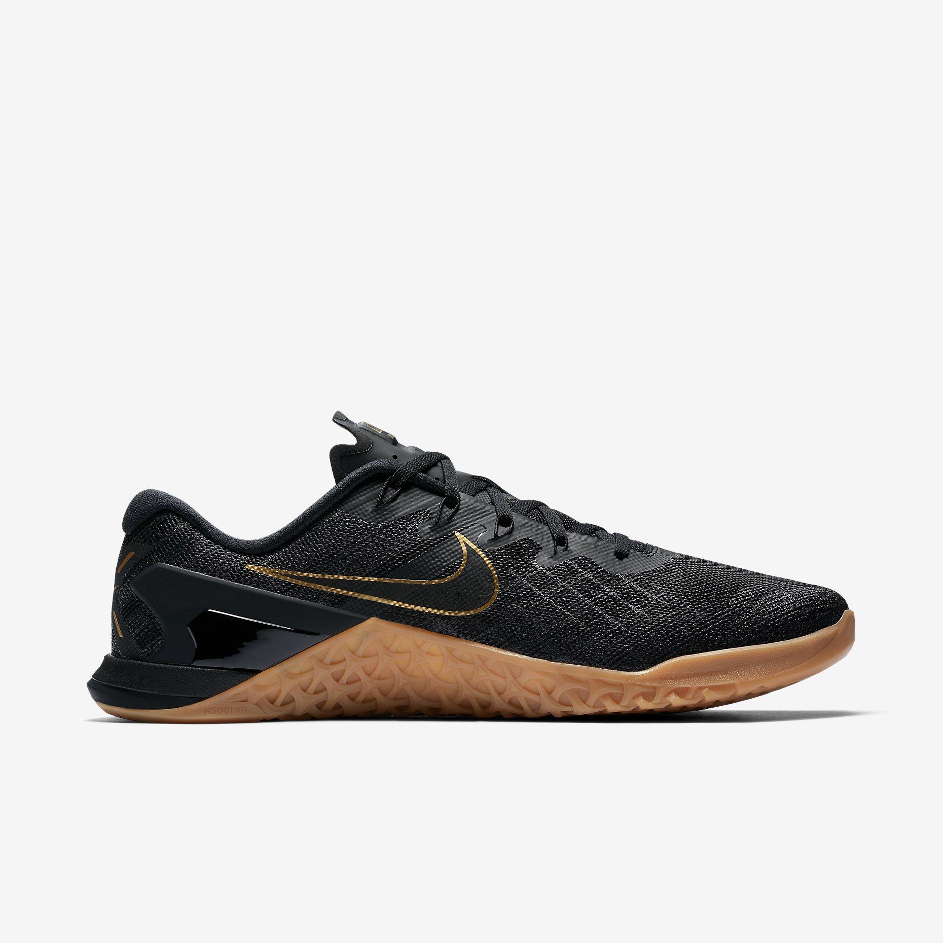Nike Metcon 3 \u0026 Romaleos 3 Black X Gold