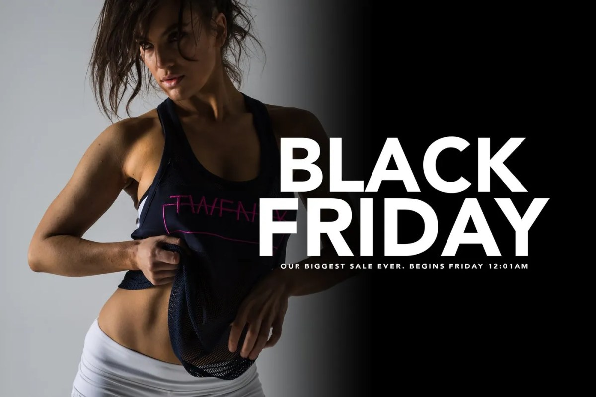 2018 BLACK FRIDAY & CYBER MONDAY GYM DEAL GUIDE!
