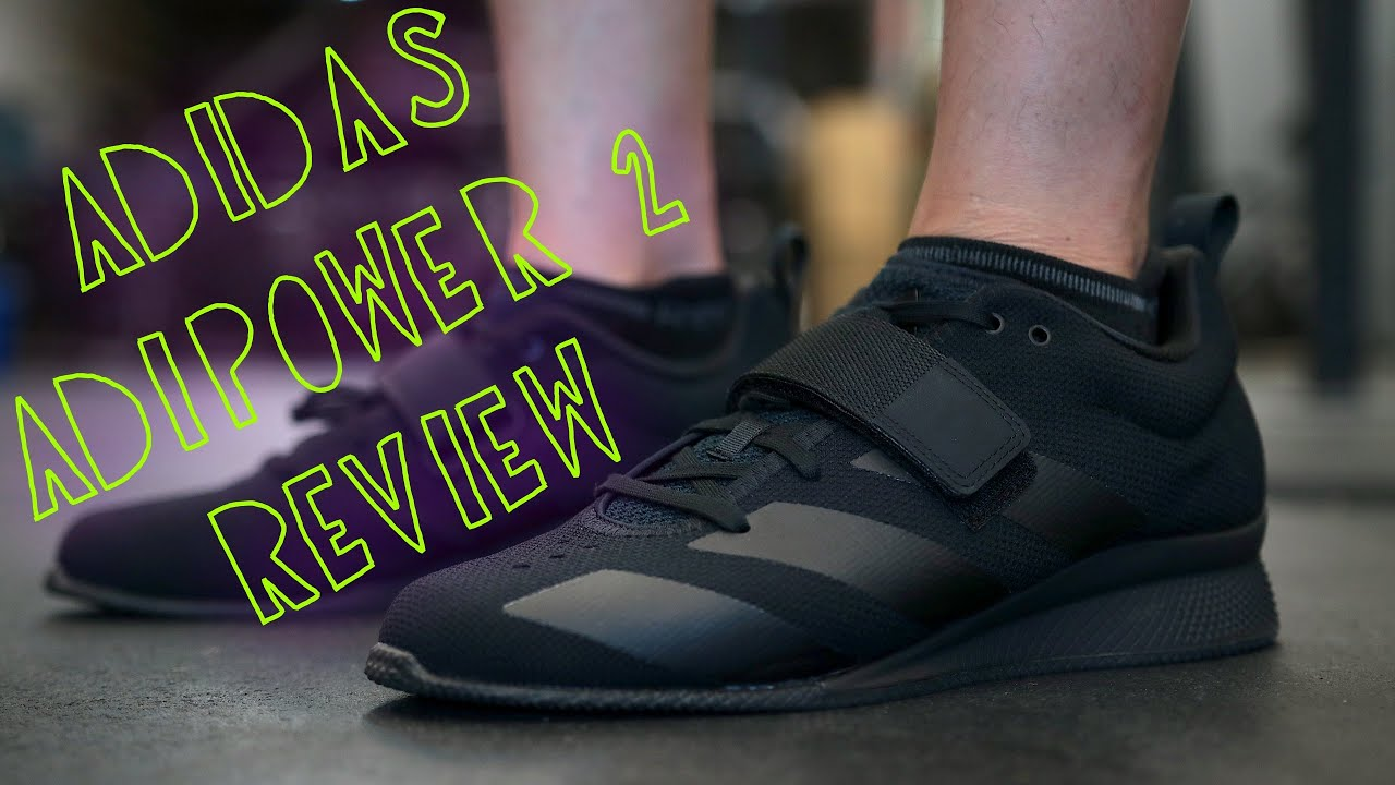 Adidas Adipower 2 Review |As Many