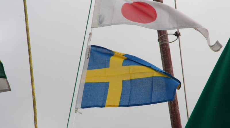 Zweedese Vlag