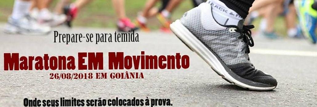 7ª Maratona em Movimento - Detalhes