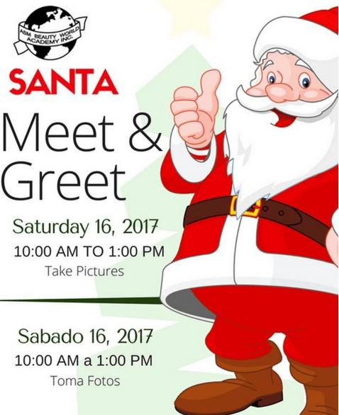Santa Claus is coming to ASM