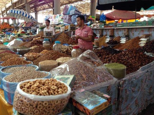 El mercado de Agadir