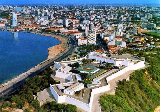 Luanda Fortaleza de Sao Miguel
