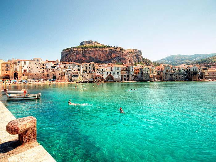 Que ver en Sicilia Cefalu