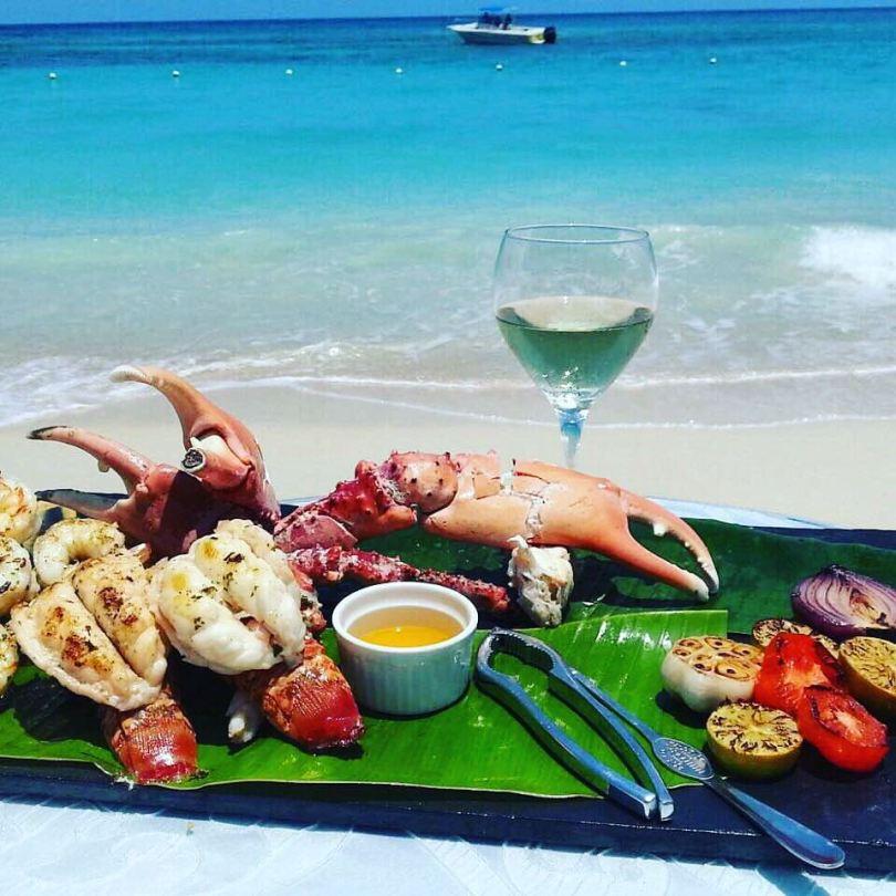 Gastronomia en Isla Roatán