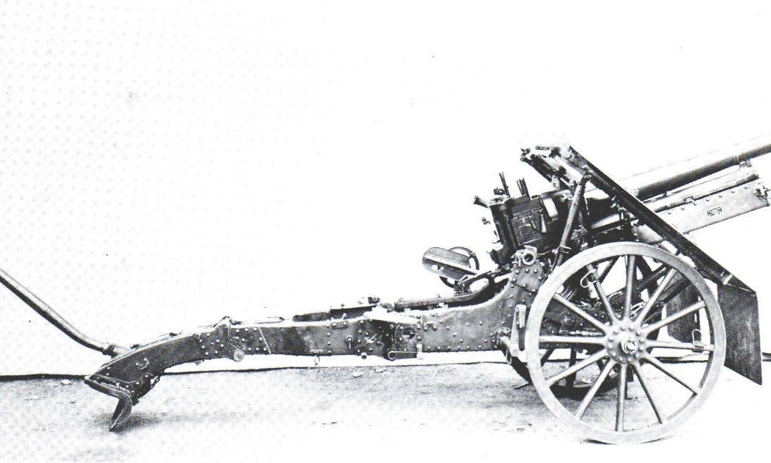 1933 CANON 7,5 CM