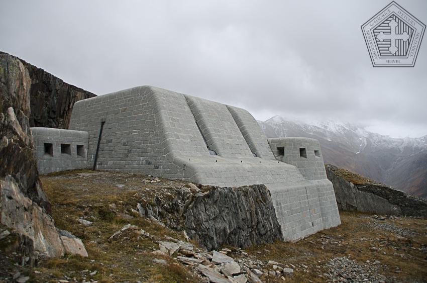 Galenhütten – De l'architecture en haute montagne