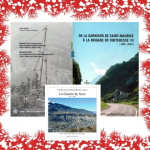 PACK UNO – 3 livres CHF 70.- – Action  – PACKS FORTERESSE