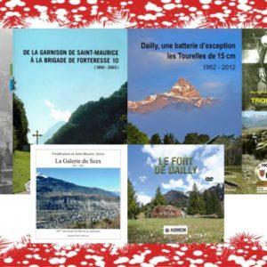 PACK TRE – 5 livres, 1 DVD pour CHF 150.- – Action – PACKS FORTERESSE
