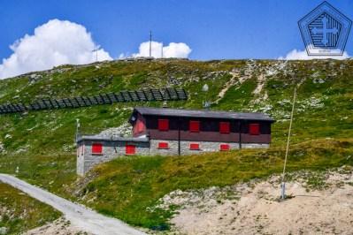 La maison des gardes-forts