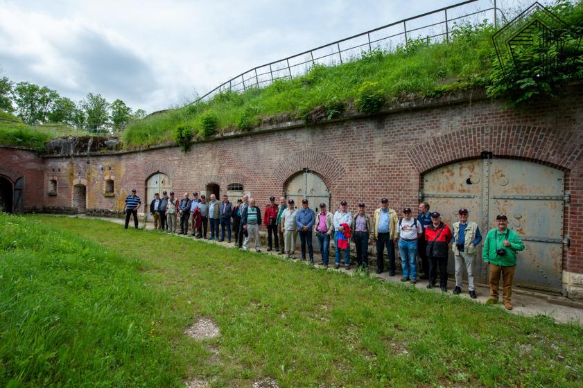 Forteresse Ulm – sortie d'été – 2019