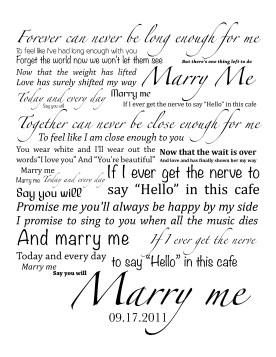 Marry me 2
