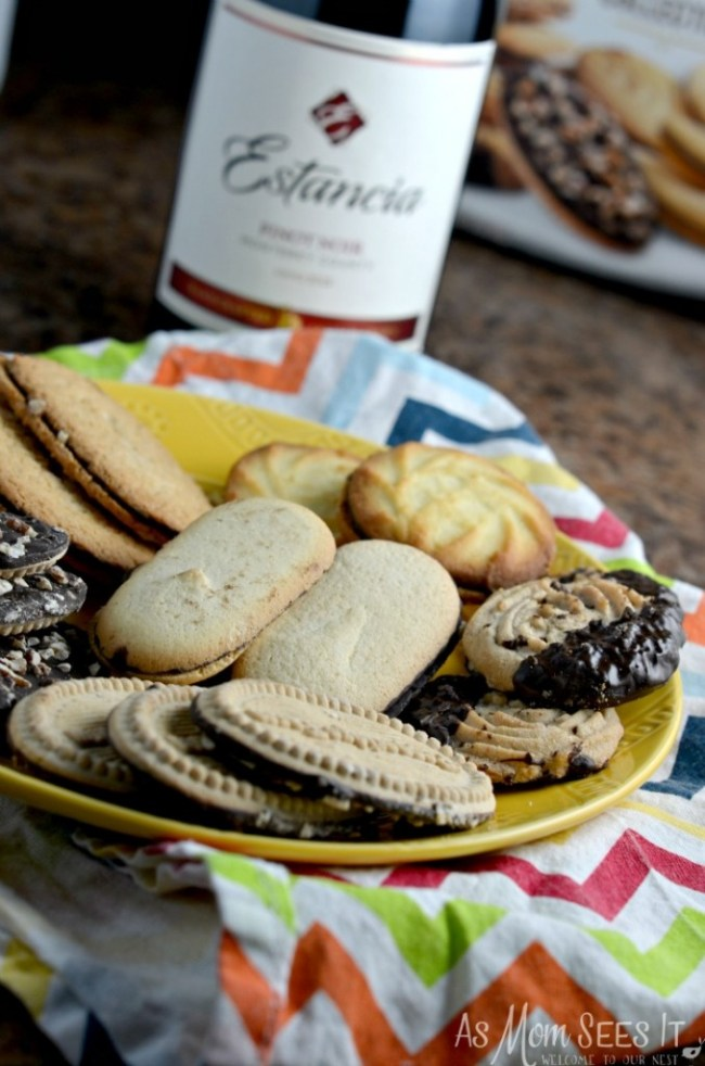 Pepperidge Farm Cookie Collection is a perfect no-bake dessert