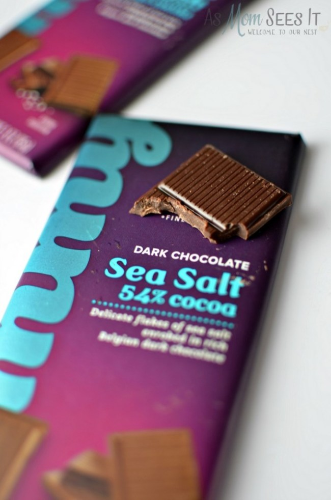 Dreamhouse Dark Chocolate Bar 54% Cocoa with Sea Salt
