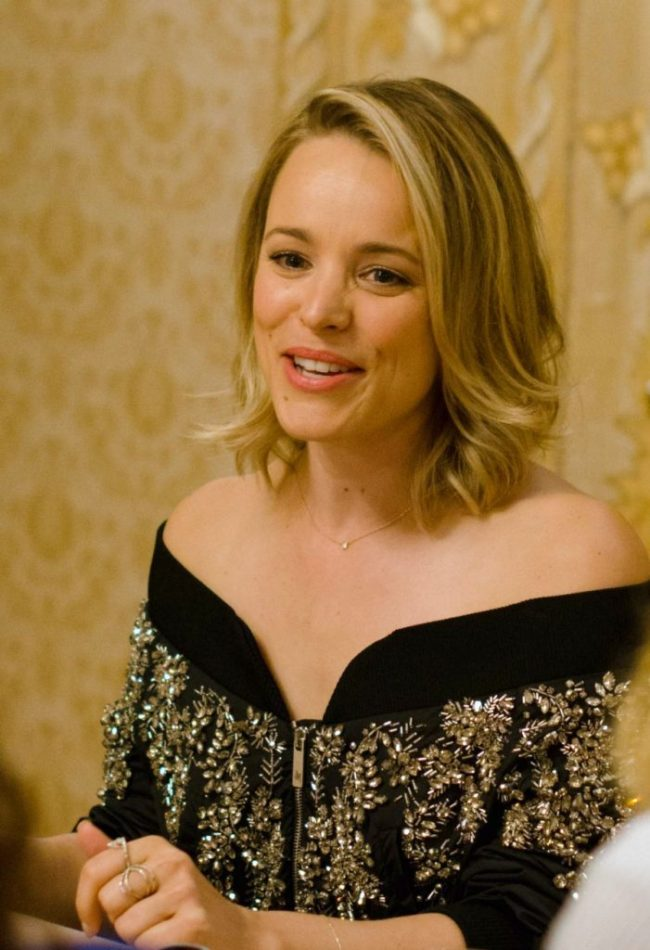 Rachel McAdams talks about why it was so easy to work with Doctor Strange, Benedict Cumberbatch
