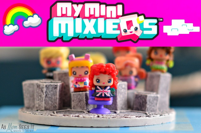 My Mini Mixie Qs for kids