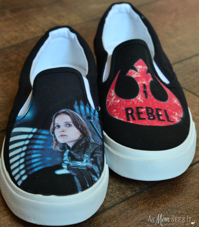 Star Wars Rogue One shoes