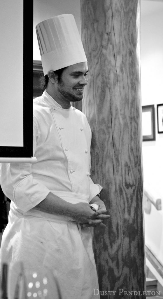 Chef Jamie Simpson