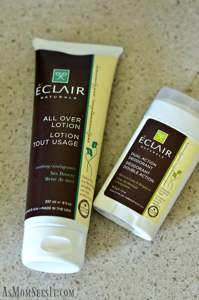 Eclair Naturals has products that work, are made of natural ingredients, and smell amazing