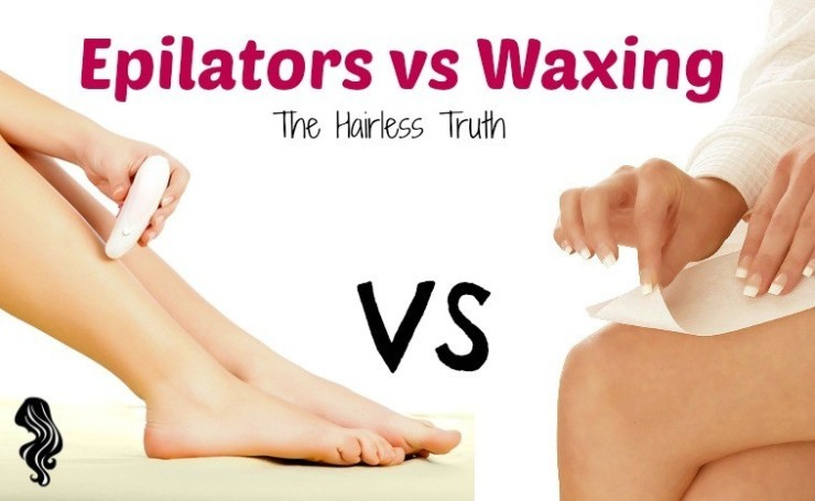 Epilator Vs Waxing The Hairless Truth A Smooth Life