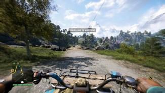 Far Cry 4 Motorbike Ride