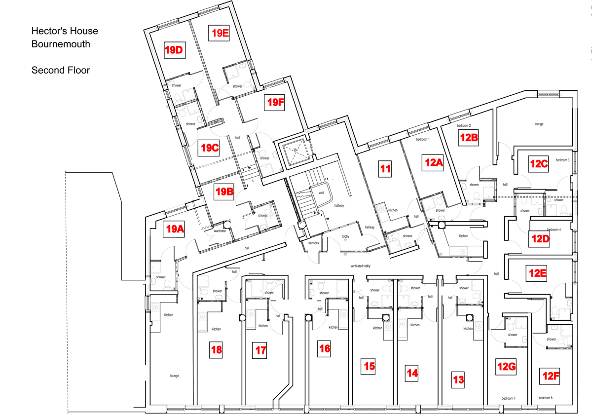Second Floor Layout Asn Capital
