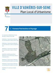 thumbnail of 7c. 7 Annexe patrimoine et paysage