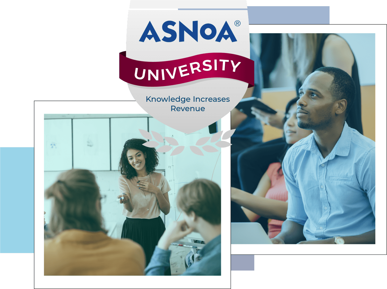 ASNOA University provides insurance agent training