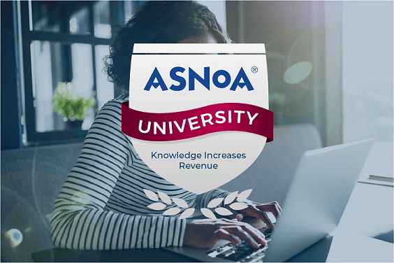 ASNOA University Sales Academy Independent Inusrance Agent Training