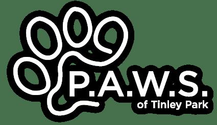 PAWS of Tinley Park logo
