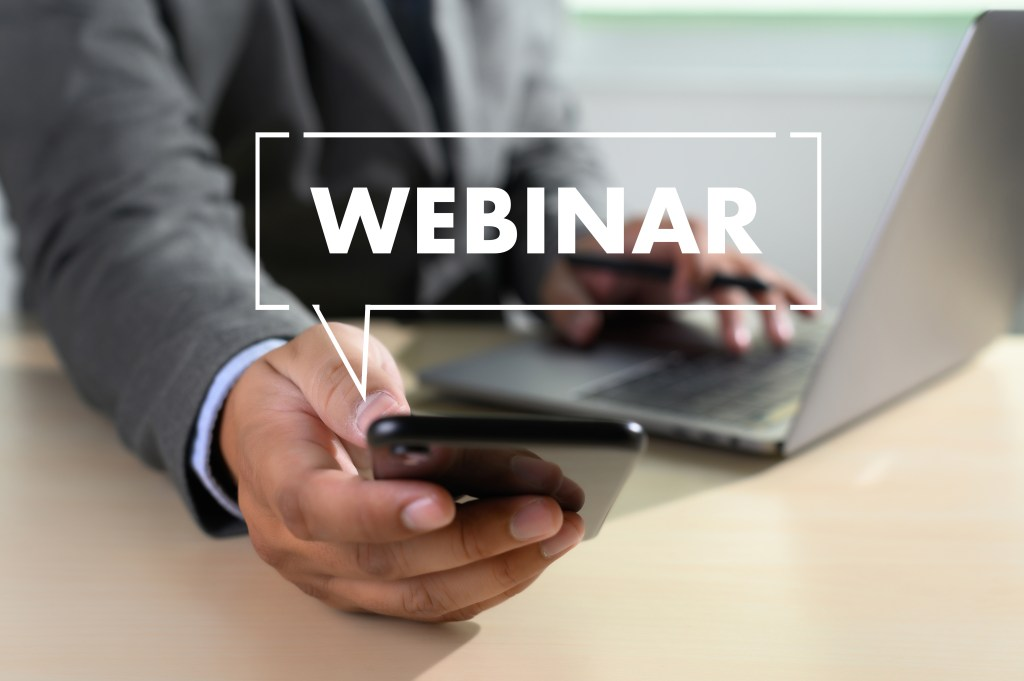 Insurance Agent Training: Are Webinars Worth It