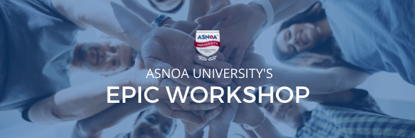 ASNOA University Epic Workshop