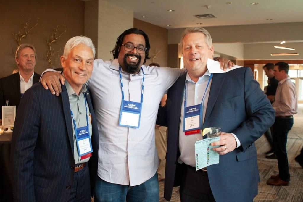 Ray Petrocelli at ASNOA Event