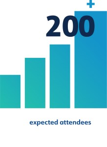 Over 200 expected attendees