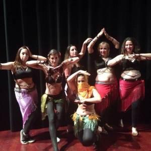 Grupo de Danza Oriental 1