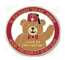 """You are currently viewing Greetings from Richard """"Bear"""" Sobek, ASOB President 2020-21"""