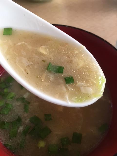 サガルマータ スープ