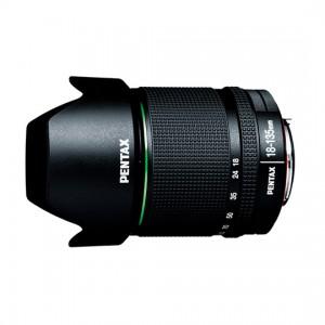 リコーイメージング公式より smc PENTAX-DA 18-135mmF3.5-5.6ED AL[IF] DC WR