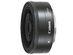 Canon公式より EF-M 22mm F2 STM