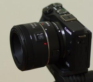 EF50mmF1.8STM